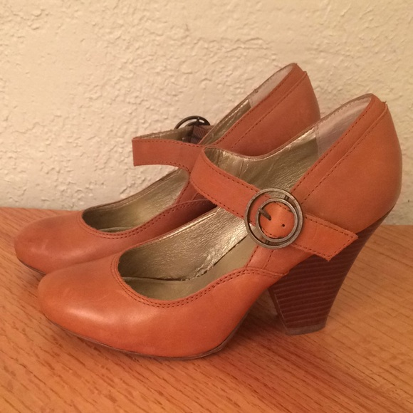 vintage style mary jane shoes